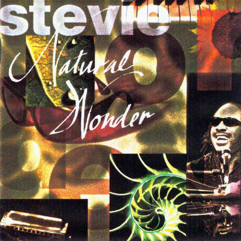 Stevie Wonder - Natural Wonder